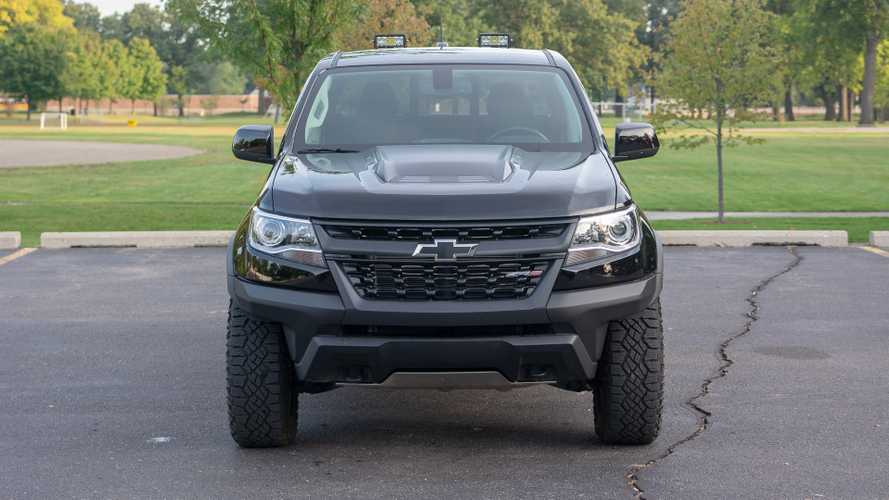 Next-Gen Chevy Colorado, GMC Canyon Details Emerge