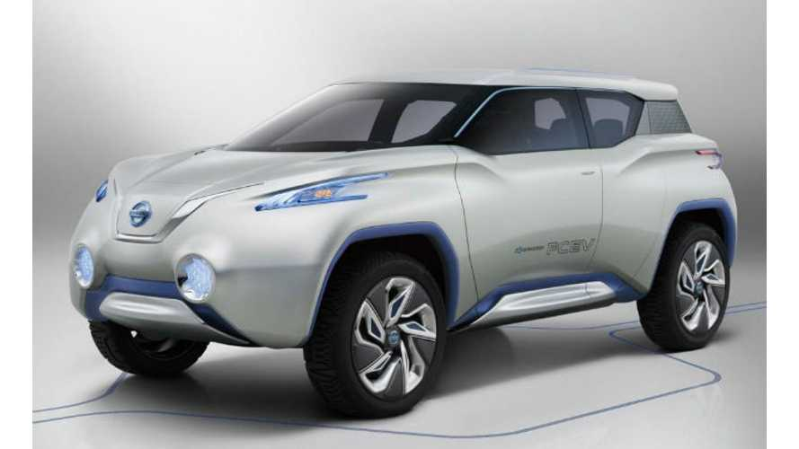 Nissan COO Says 2017 Fuel-Cell Vehicle Won't Compete with Nissan LEAF