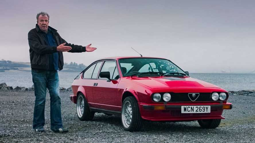 The 10 coolest cars owned by Jeremy Clarkson
