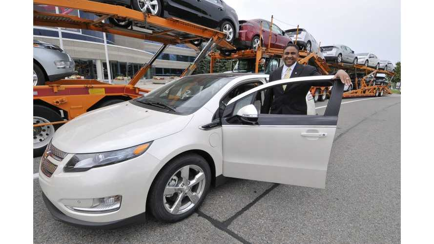 Reuters: GM Is Still Losing As Much As $49,000 On Each Volt It Builds (Update:GM Responds)