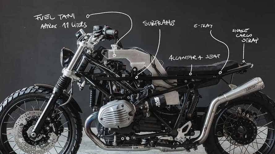 Hookie Moto-Kit BMW R NineT