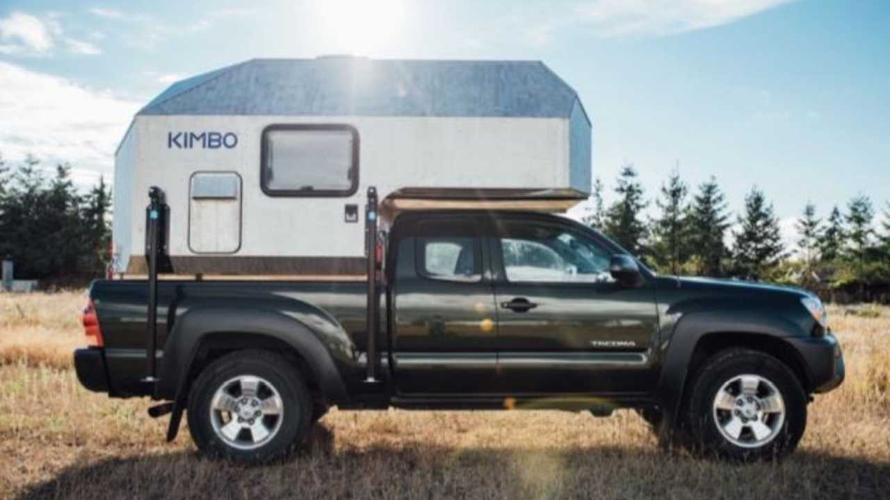 Kimbo Camper Converts Pickup Truck To Go Anywhere Rv