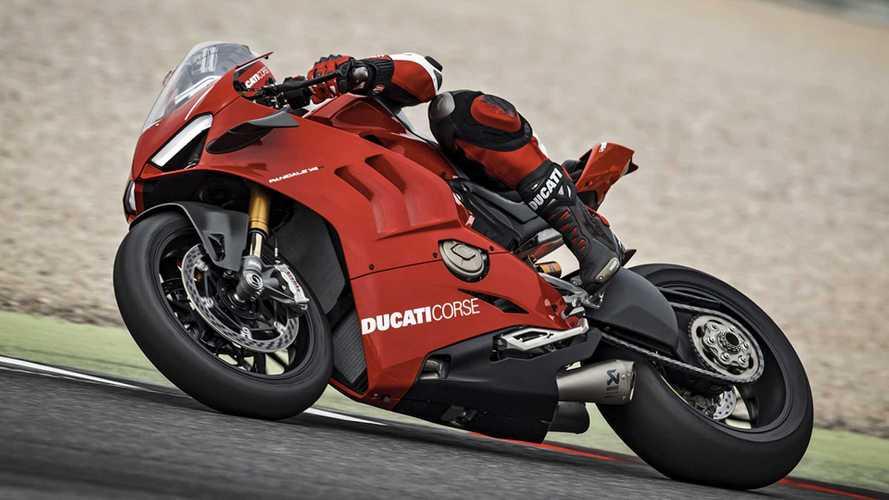 Ducati Panigale V4 R chega com potência de Golf GTI por R$ 250 mil