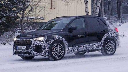 Segredo: Novo Audi RS Q3 pode passar dos 400 cv