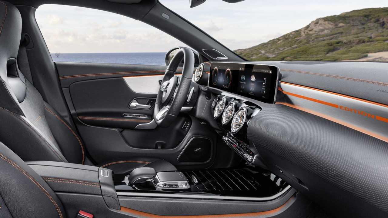 Mercedes CLA Edition 1 (2019)
