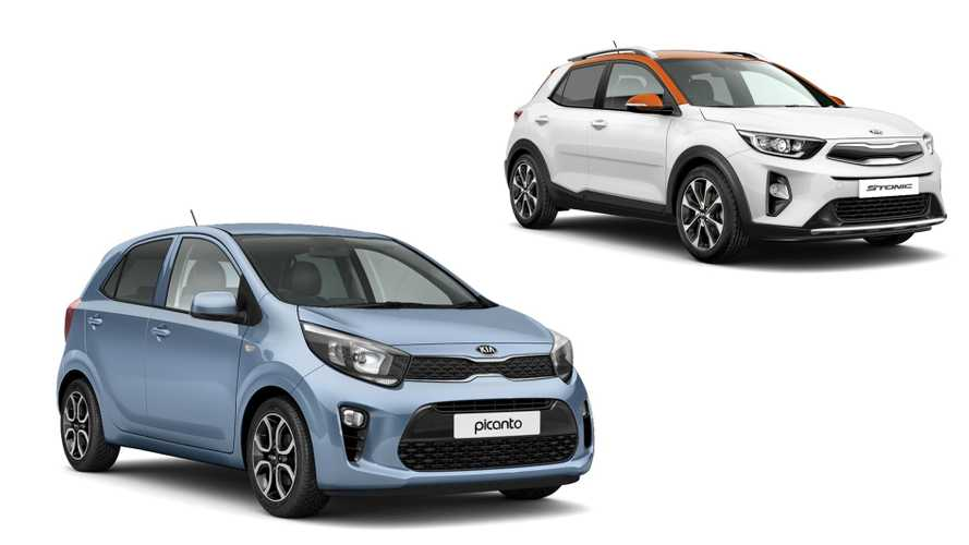 Kia Sonic and Picanto get special treatment for 2019