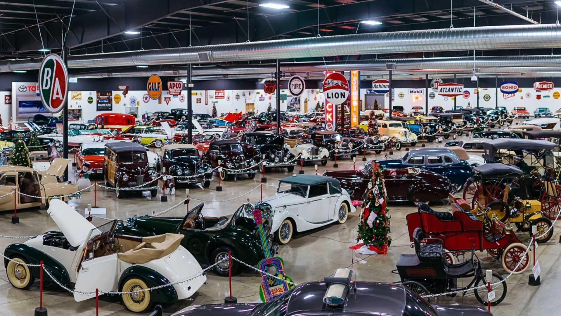 """[""""Tupelo Automotive Museum Collection Auction, Bonhams, April 2019""""]"""