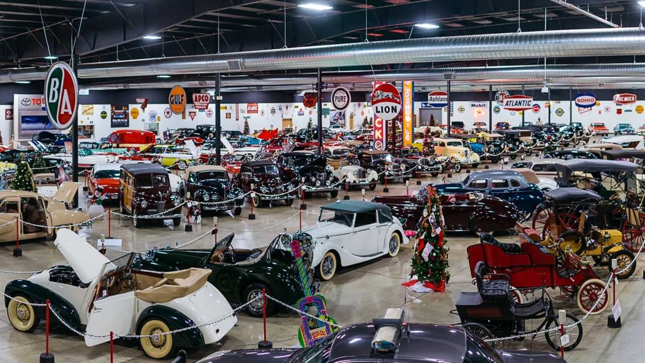 Tupelo Automotive Museum Collection Auction, Bonhams, April 2019