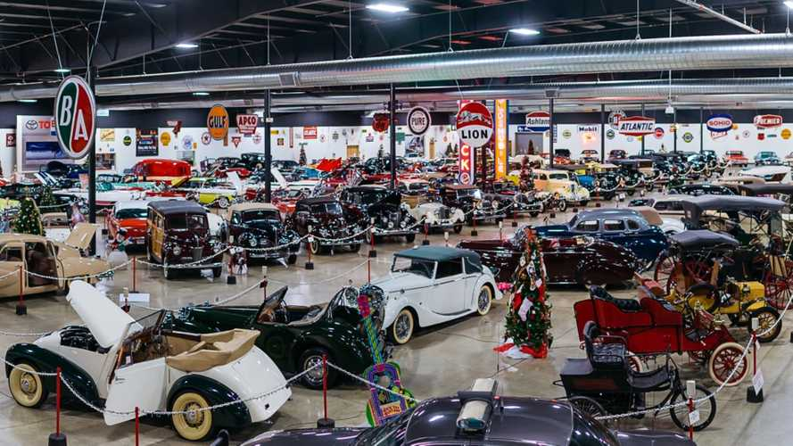 Tupelo Museum's 160-Strong Classic Car Collection To Be Sold