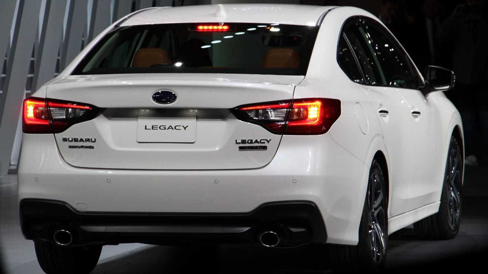 2021 Subaru Legacy Release Date, Redesign, Specs, And Colors >> 2020 Subaru Legacy See The Changes Side By Side
