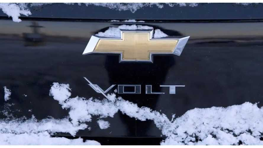 Chevrolet Volt Sells 2,392 In December - Off Slightly For The Year