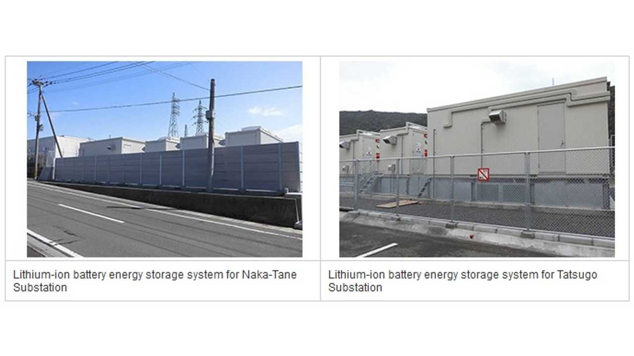 Toshiba Expanding Lithium-Ion Battery Energy Storage Systems