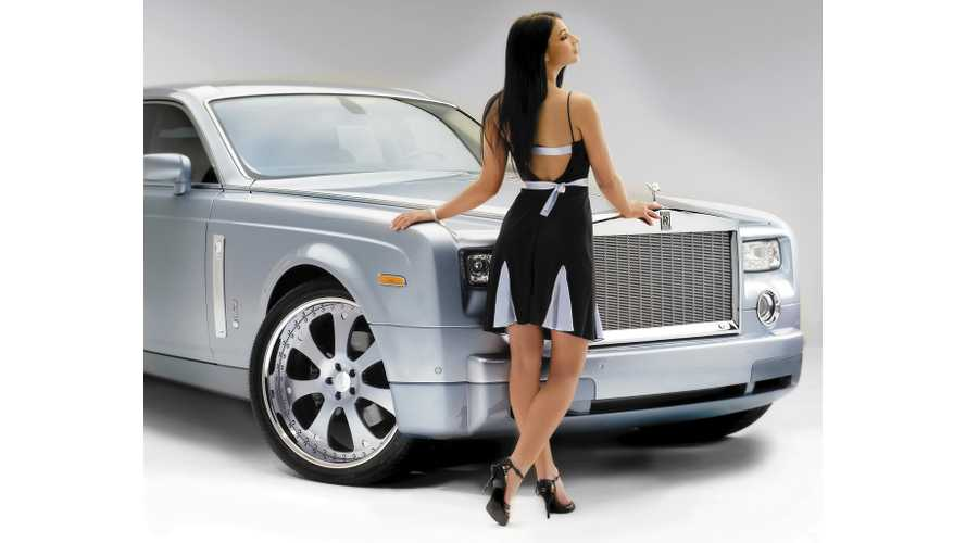 Rolls-Royce Considering Plug-In Hybrid Car For Chinese Market