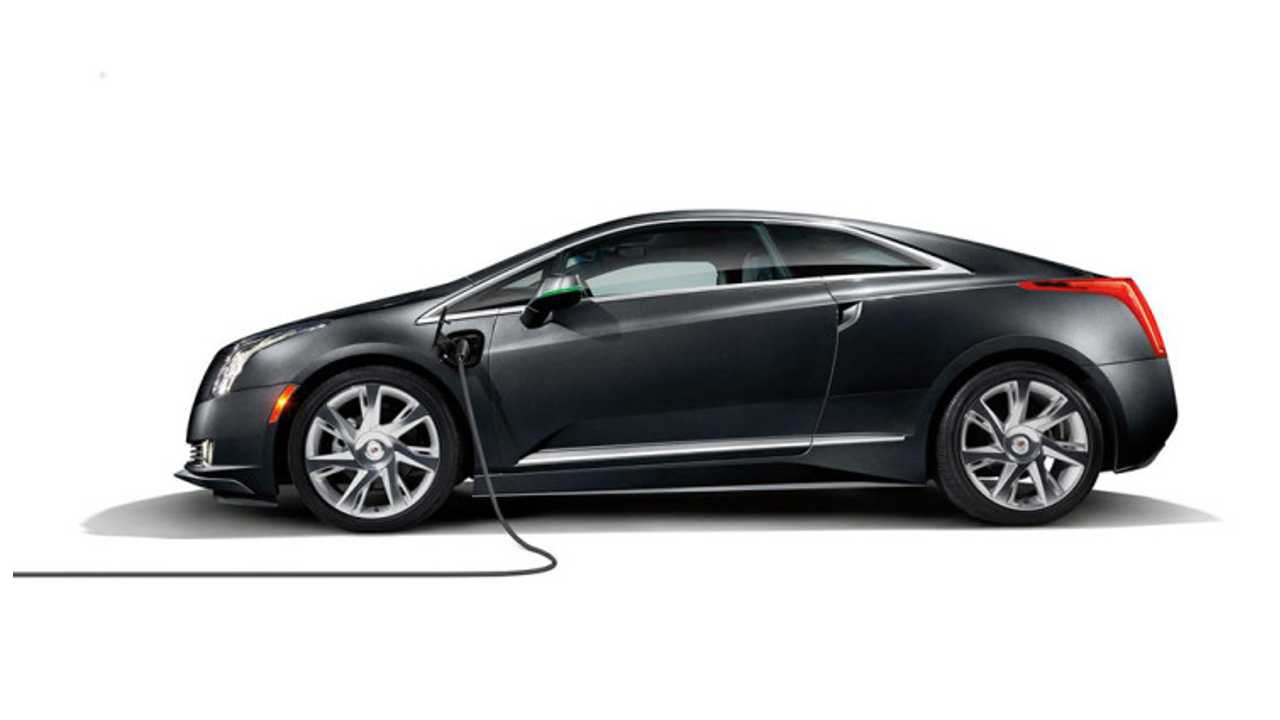 Cadillac ELR Buyers Get Free 240 Volt Home Charger - Includes Installation