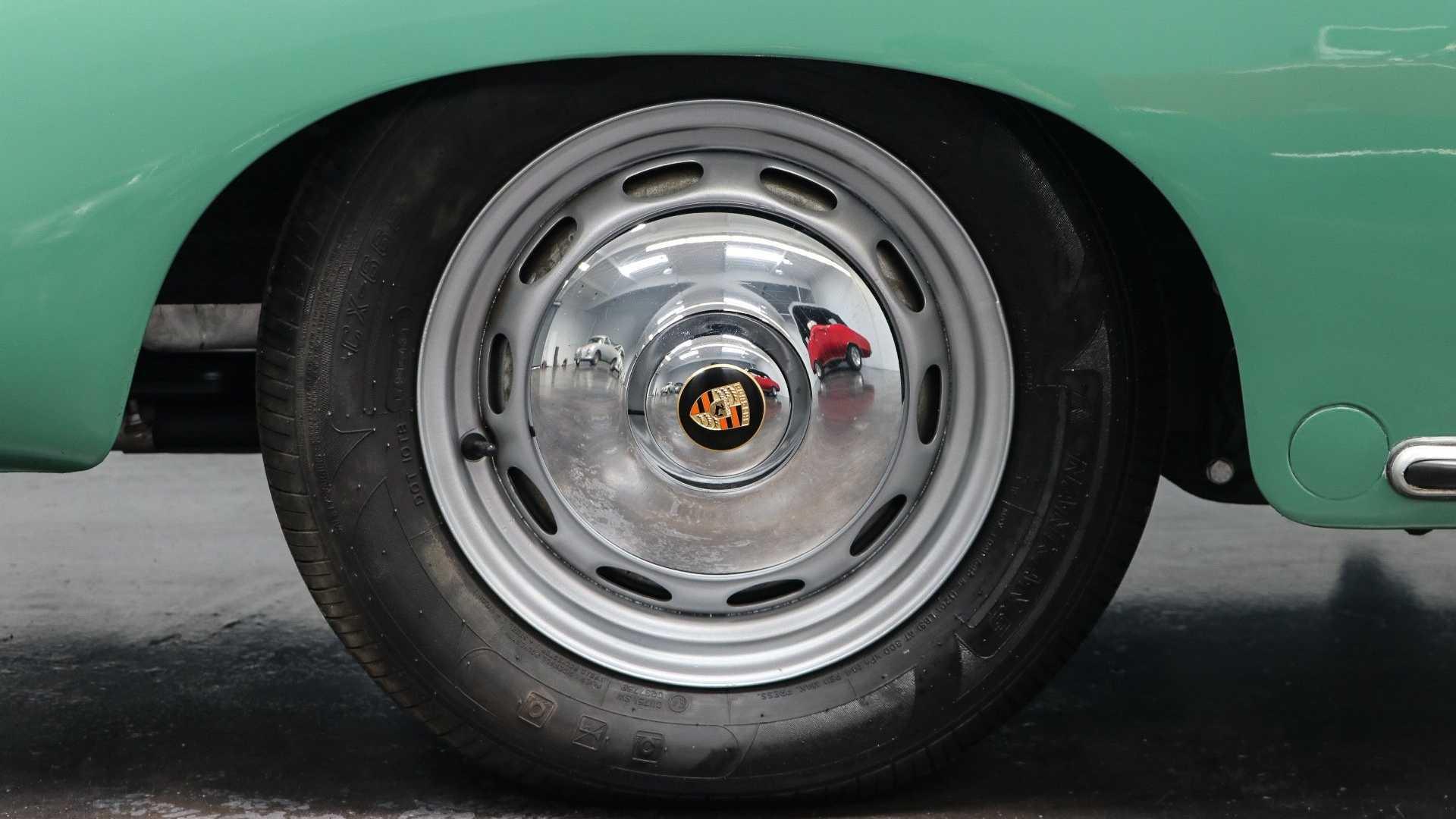 """[""""1959 Porsche 356A Super Coupe""""]"""