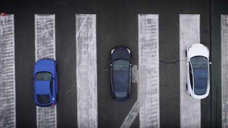 Vídeo: una carrera entre un Tesla, un Jeep y un Mercedes-AMG