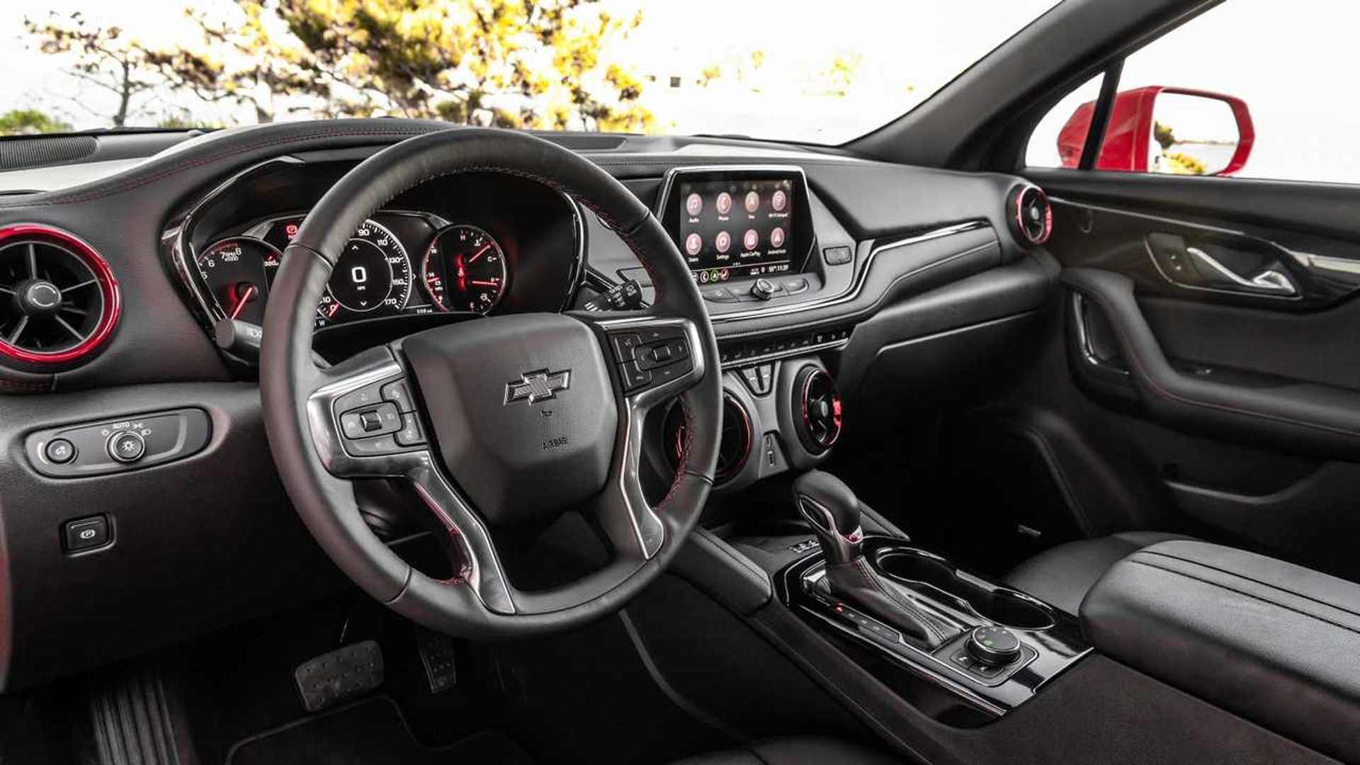 85c6431220 Já dirigimos Chevrolet Blazer RS  O bom ficou no passado