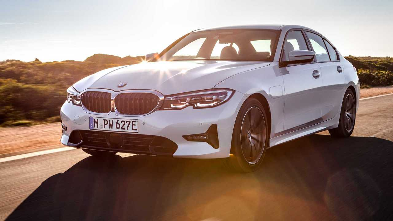BMW 330e iPerformance (ab Sommer 2019)