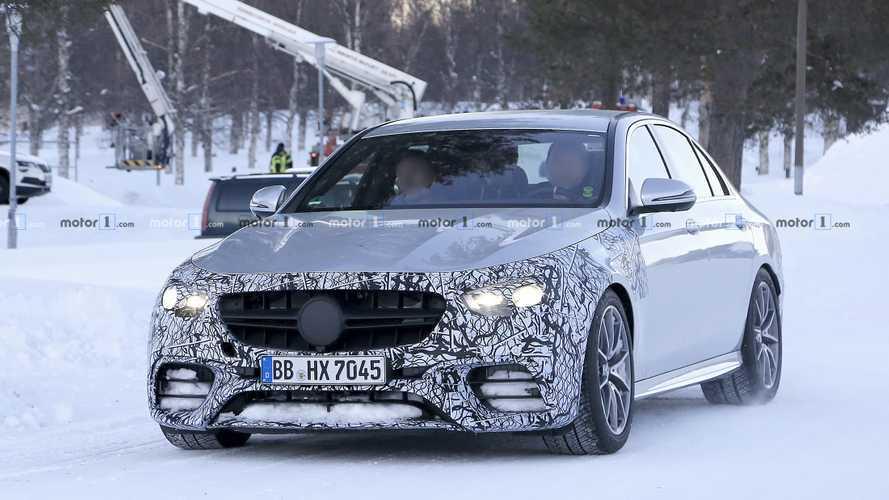 La Mercedes-AMG E 63 S va être (légèrement) restylée