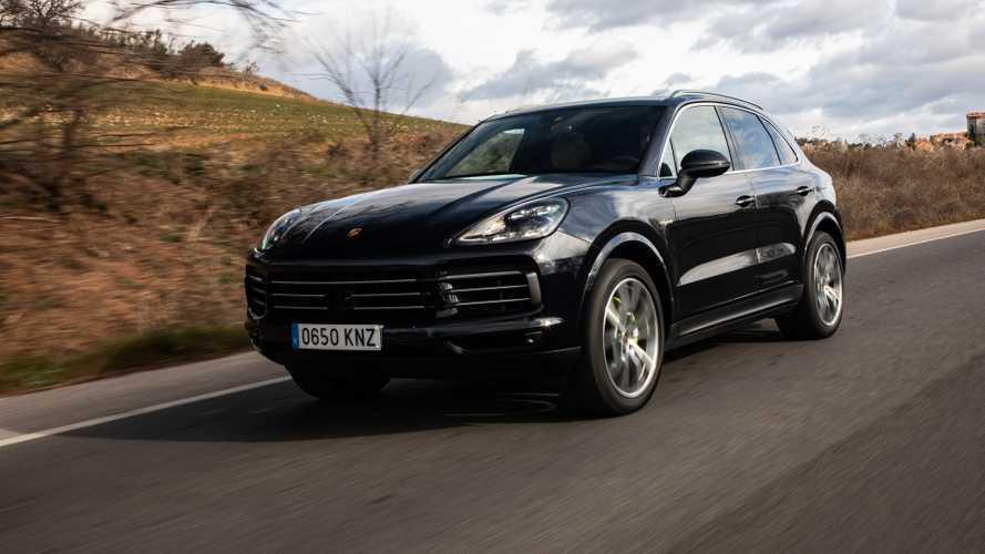 Prueba Porsche Cayenne E-Hybrid 2019, prestaciones electrificadas