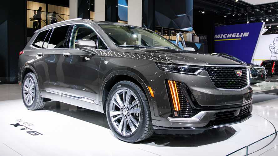 2020 Cadillac XT6 Three-Row CUV Debuts With V6 Power, No Super Cruise
