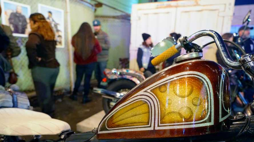Women's Motorcycle Show Celebrates Ladies Who Ride