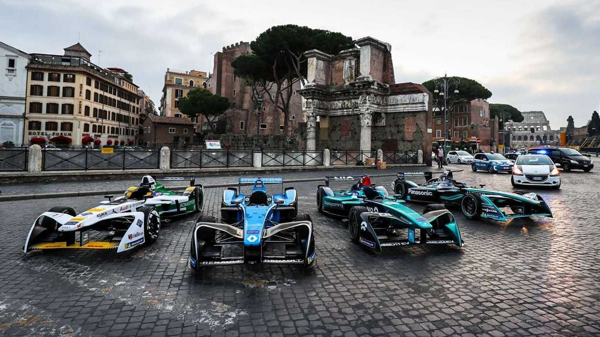 Risultati immagini per A Roma torna Formula-E, 2019