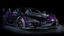2019 McLaren Senna heading to auction