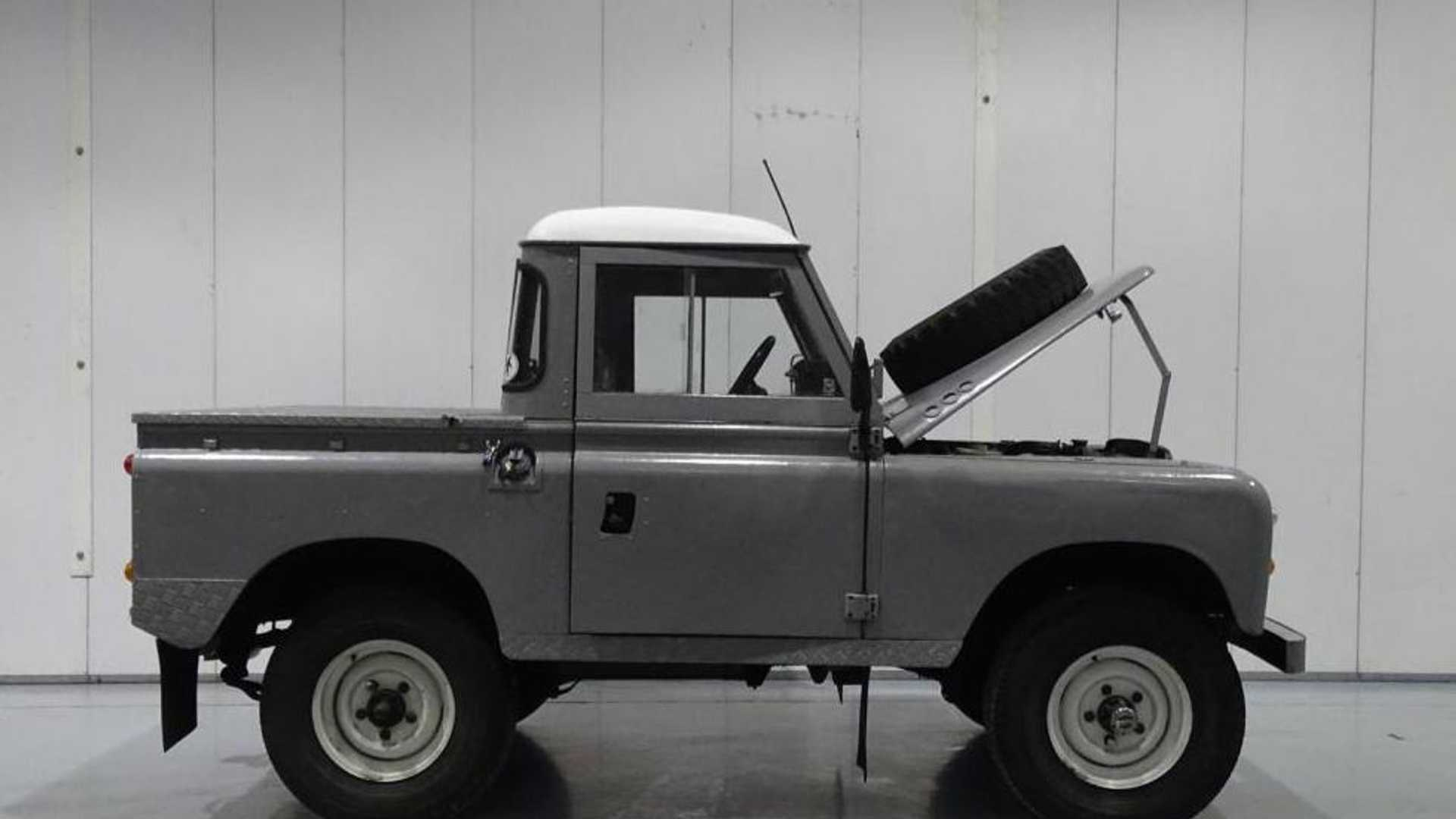 "[""Why This 1984 V8 Land Rover Series III Demands Respect""]"