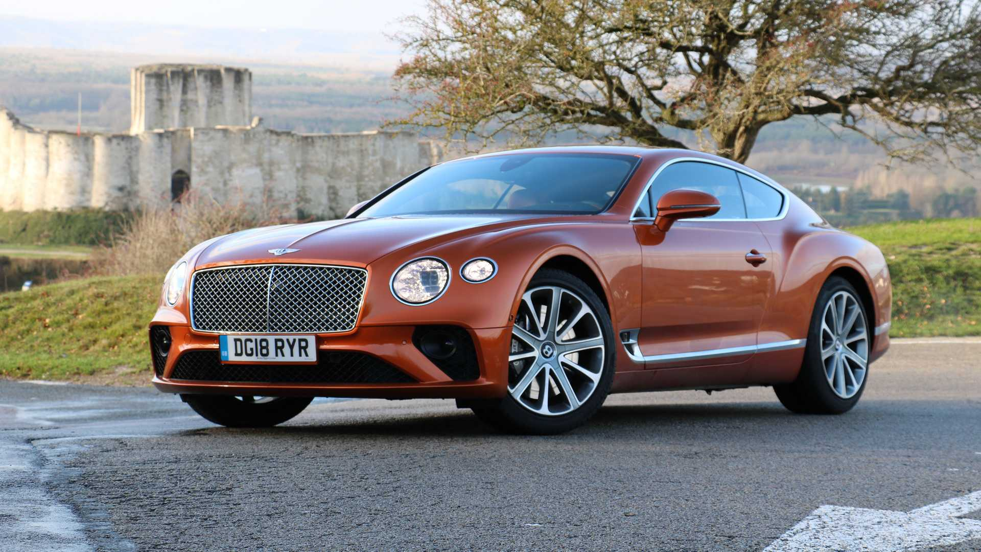 Bentley continental gt 2019 prix