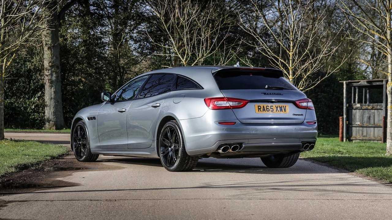 Maserati Quattroporte Shooting Brake a la venta