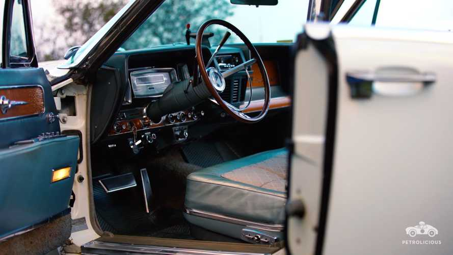 1962 Lincoln Continental Executive Demo