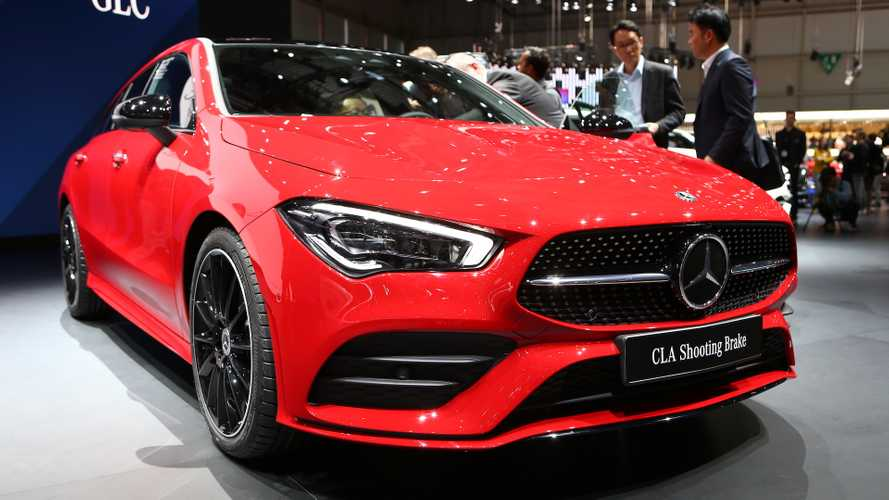 Mercedes CLA Shooting Brake, è anche pratica