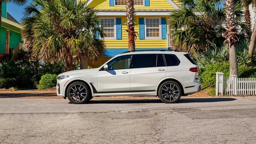 2019 BMW X7: First Drive