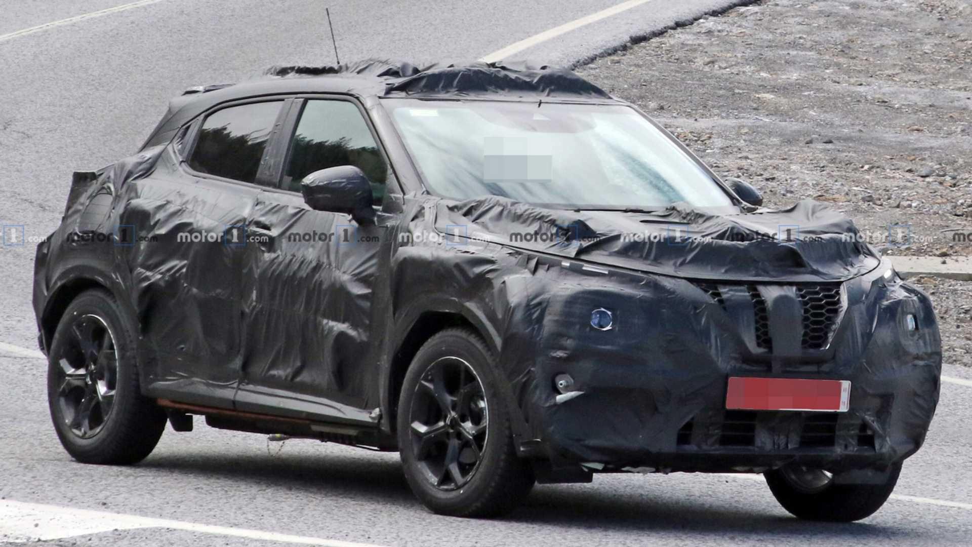 Nissan Juke Motor1 Com Photos