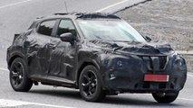 Nissan Juke (2019) Erlkönig wirkt so schräg wie der Vorgänger