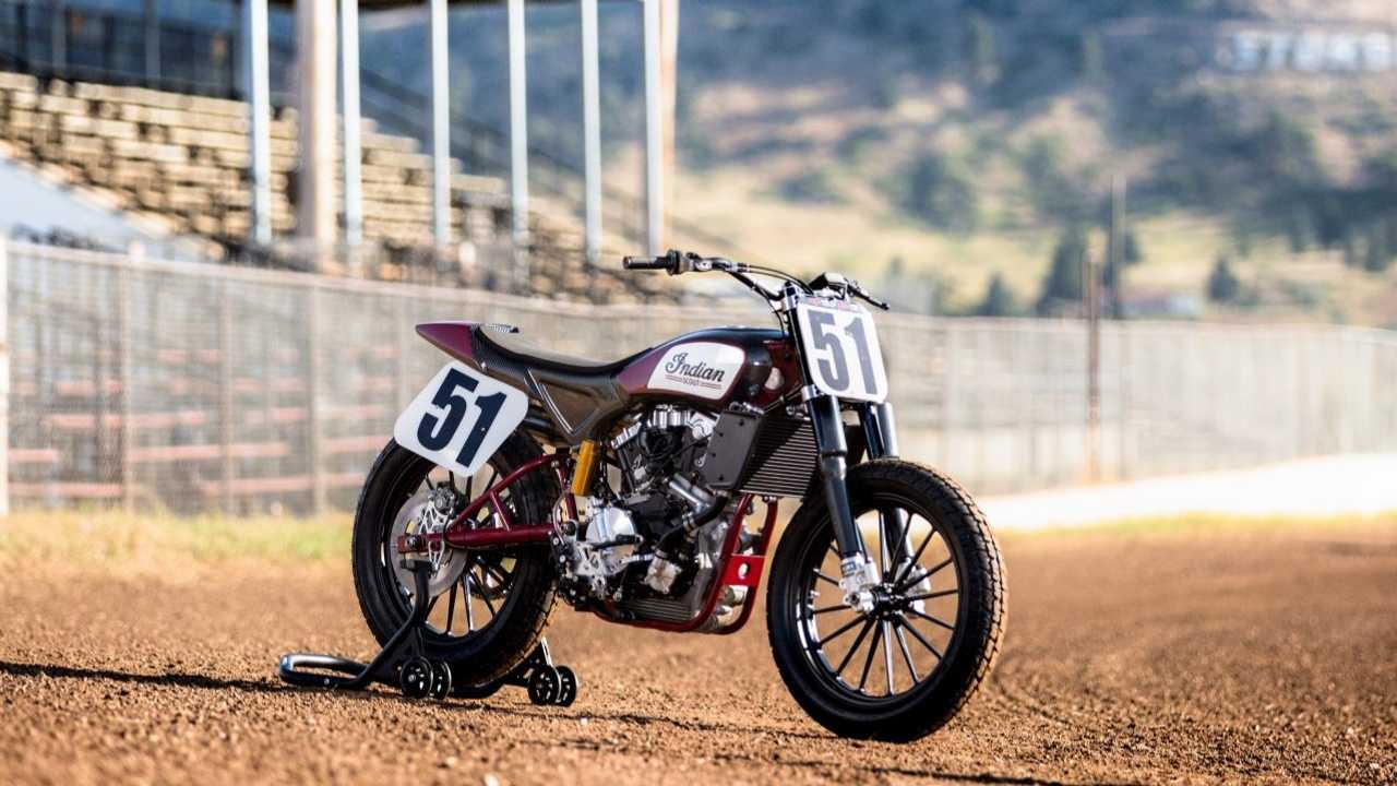 2019 Indian Flat Tracker