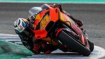 Pol Espargaró, KTM MotoGP, Test Jerez