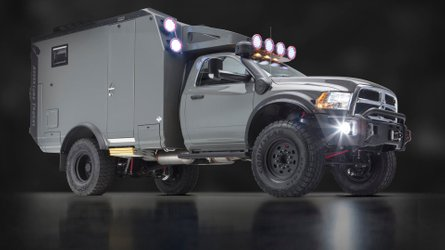 The GEV Adventure Truck Is The Overlanding Rig Of Your Dreams