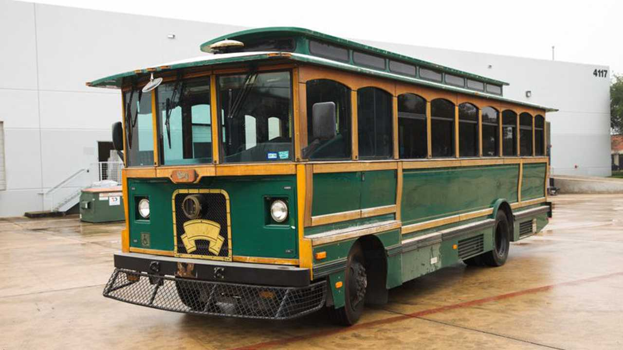 1998 Chan Bu city bus - $29,900