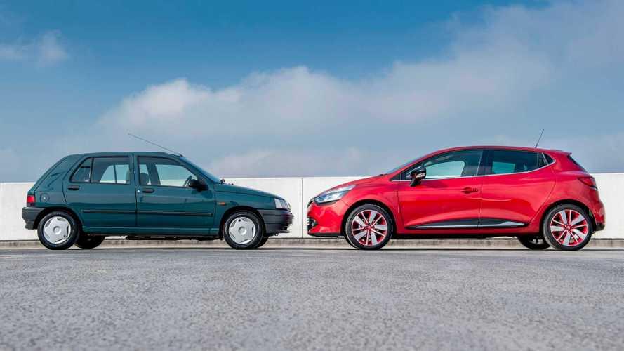 Renault Clio - Un succès qui dure depuis 1990