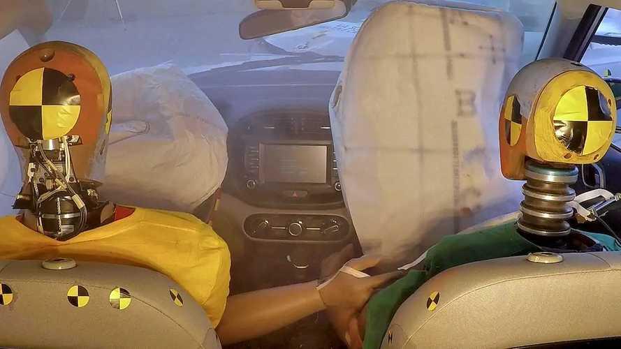 Le Hyundai e le Kia saranno dotate di airbag multicollisione