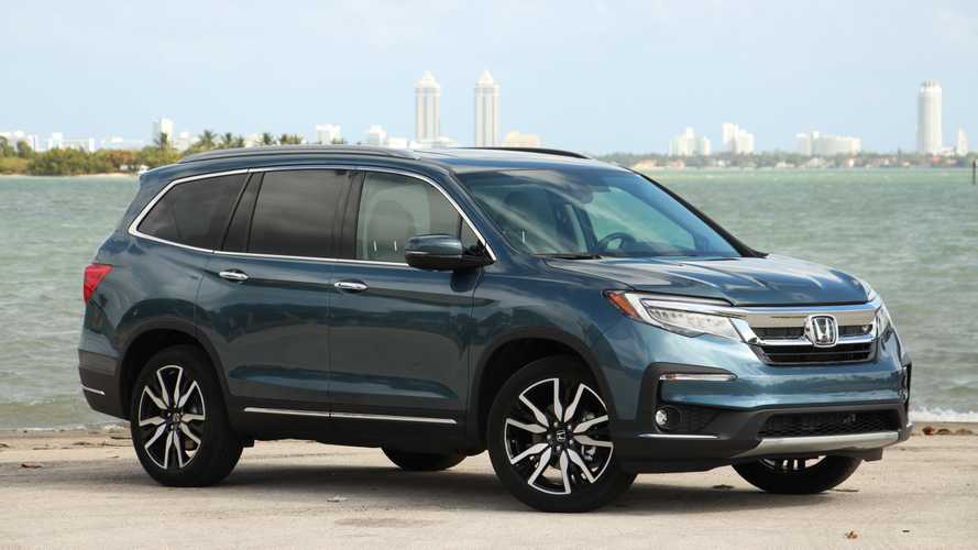 Meet Tracy Chapman, Our New Long-Term 2019 Honda Pilot