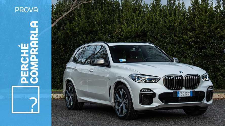 BMW X5, perché comprarla e perché no