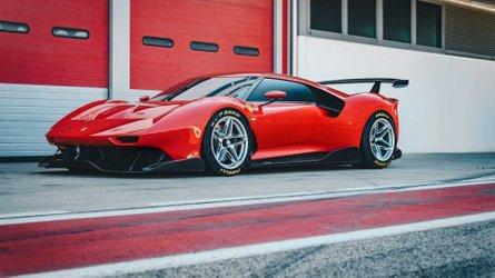 Sosem fejlesztettek ilyen sokáig egyedi Ferrarit: bemutatkozott a P80/C