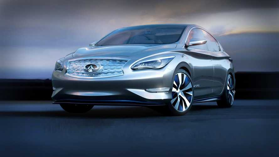 Wink, Wink:  Infiniti LE to Have Greater Range than LEAF, Built In the USA, and Coming Late 2016 (Update)
