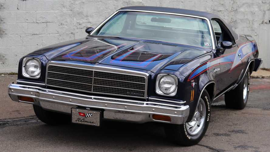 Is This El Camino The Ultimate Practical Classic?