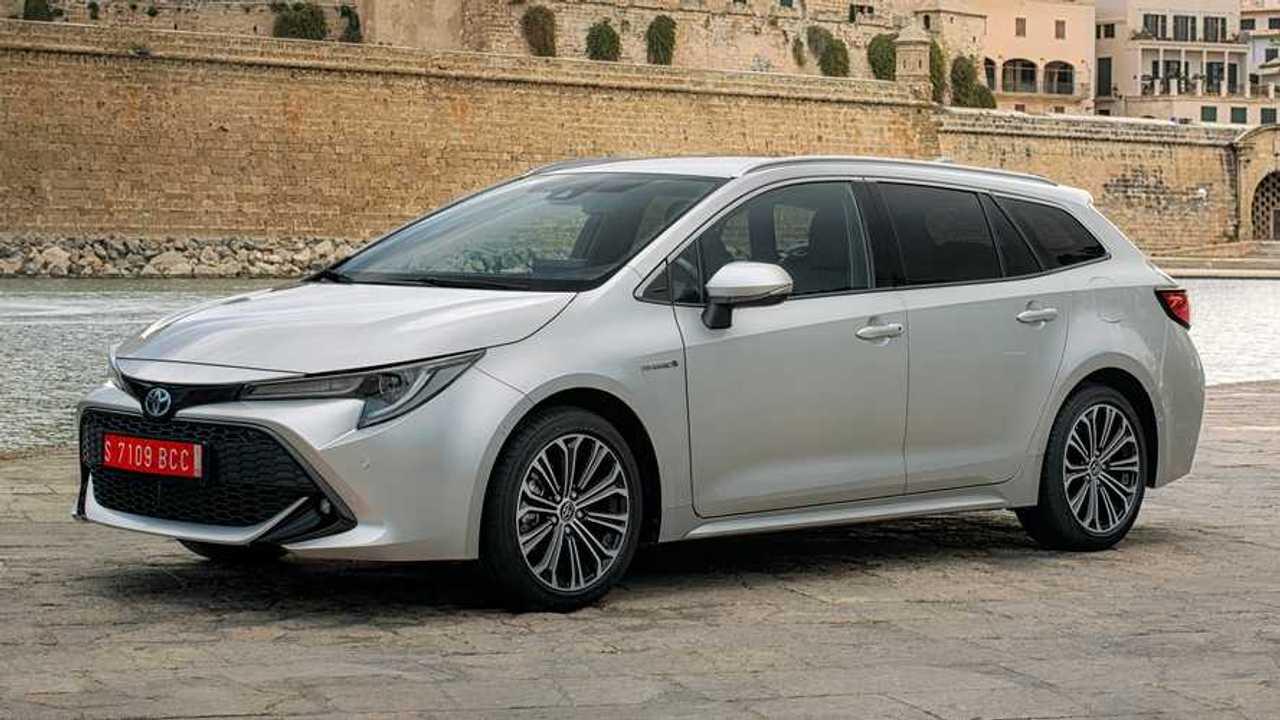 Toyota Corolla Touring Sport 1.8l platinum
