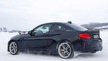 2020 BMW M2 CS Spy Photo