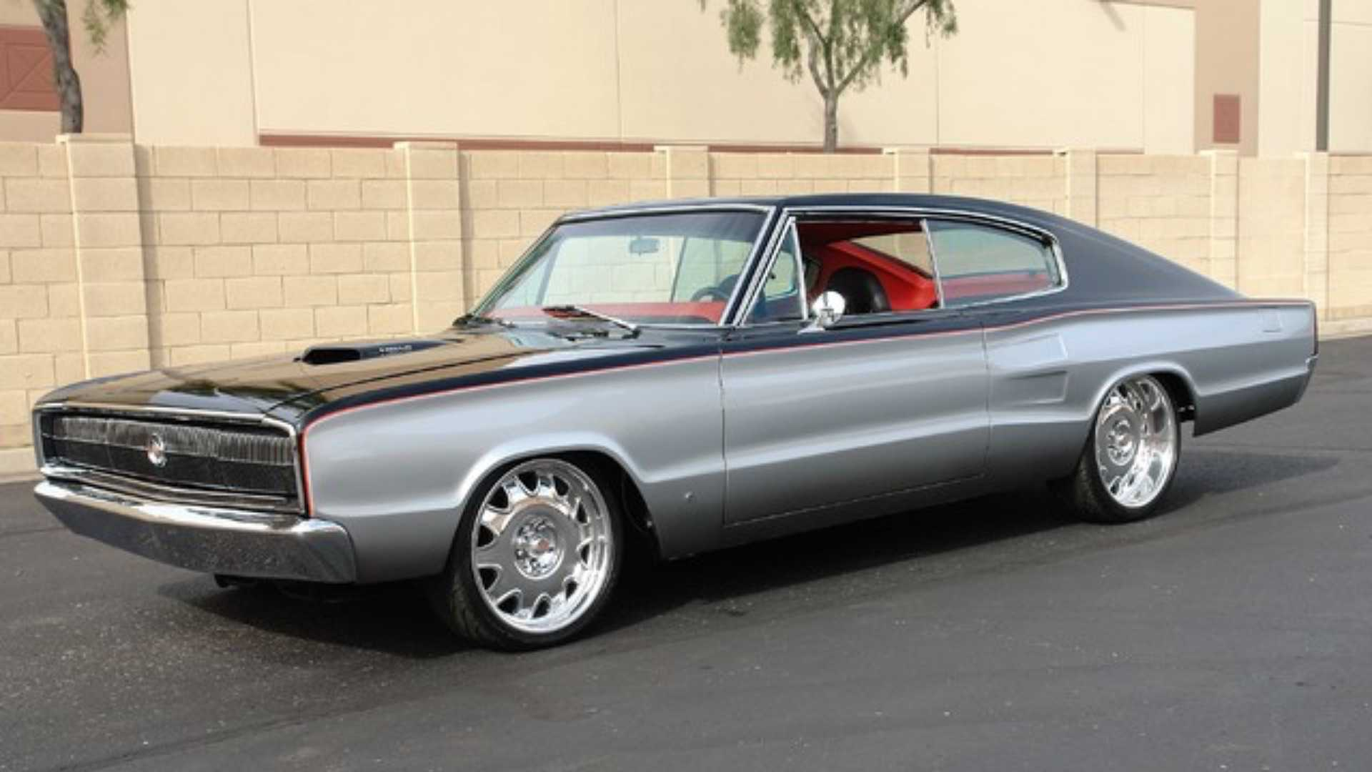 1967 Dodge Charger Was Once Featured On Foose's Overhaulin